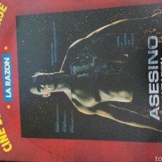 Cine: DVD ASESINO . Lote 56554812