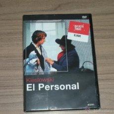 Cinema: EL PERSONAL DVD KIESLOWSKI NUEVA PRECINTADA. Lote 269471183