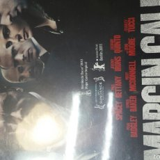 Cine: DVD MARGIN CALL. Lote 56576399
