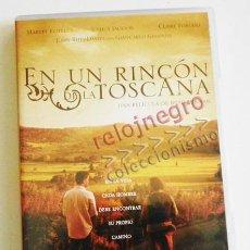 Cine: UN RINCÓN DE LA TOSCANA DVD PELÍCULA ¿ROMÁNTICA? HARVEY KEITEL JACKSON FORLANI ITALIA ESCRITOR EXTRA. Lote 56588144