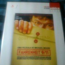 Cine: FARENHEIT 9/11 . Lote 56611137