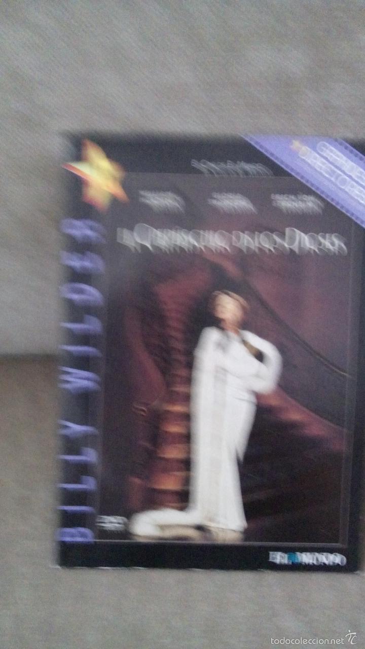 EL CREPÚSCULO DE LOS DIOSES, DE BILLY WILDER, CON WILLIAM HOLDEN, GLORIA SWANSON, ERICH VON STROHEIM (Cine - Películas - DVD)
