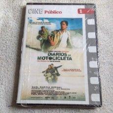 Cine: DIARIOS DE MOTOCICLETA DVD **NUEVA Y PRECINTADA** DE WALTER SALLES CON GAEL GARCÍA BERNAL. Lote 56657580