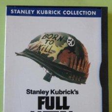 Cine: FULL METAL JACKET - LA CHAQUETA METALICA - STANLEY KUBRICK'S - VERSIÓN INGLES . Lote 56662441