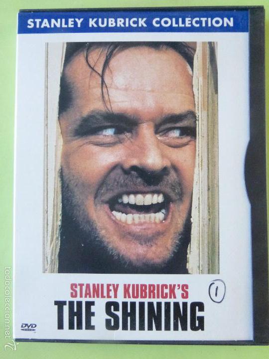 THE SHINING - EL RESPLANDOR - STANLEY KUBRICK - VERSIÓN INGLES (Cine - Películas - DVD)