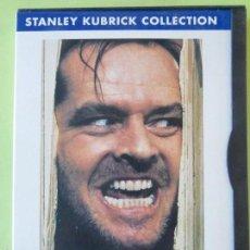 Cine: THE SHINING - EL RESPLANDOR - STANLEY KUBRICK - VERSIÓN INGLES . Lote 56662680
