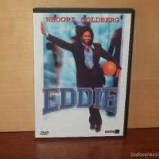 Cine: EDDIE - WHOOPI GOLDBERG - DIRIGIDA POR STEVE RASH - DVD. Lote 198394852