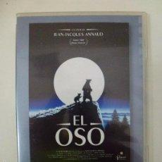 Cine: JEAN JAQUES ANNAUD. EL OSO. EL PAÍS.. Lote 242896290
