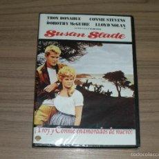 Cine: SUSAN SLADE DVD TROY DONAHUE DOROTHY MCGUIRE NUEVA PRECINTADA. Lote 143152166