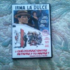 Cine: DVD IRMA LA DULCE Y ¿QUE OCURRIO ENTRE MI PADRE Y TU MADRE? (2 PELIS), DE BILLY WILDER (PRECINTADAS). Lote 56820098