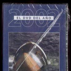 Cine: DVD DEL AÑO 2002. +1HORA. EDICION 2003. EN PORTADA: EL PRESTIGE (PRECINTADO). Lote 56843267