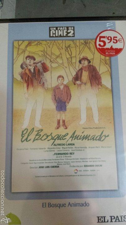 DVD EL BOSQUE ANIMADO (Cine - Películas - DVD)