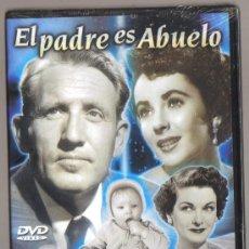 Cine: DVD CINE - EL PADRE ESEL ABUELO - COMO NUEVO - UN SOLO USO. Lote 56870354