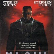 Cine: DVD BLADE WESLEY SNIPES. Lote 56920091