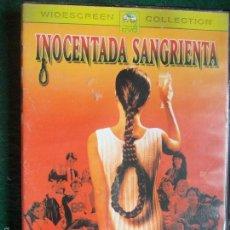 Cine: CINE DVD INOCENTADA SANGRIENTA. Lote 56958930