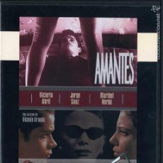 Cine: DVD AMANTES. VICENTE ARANDA, VICTORIA ABRIL, JORGE SANZ, MARIBEL VERDU. Lote 56995739