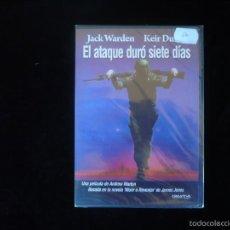 Cine: EL ATAQUE DURO SIETE DIAS (DVD NUEVO PRECINTADO). Lote 57017488