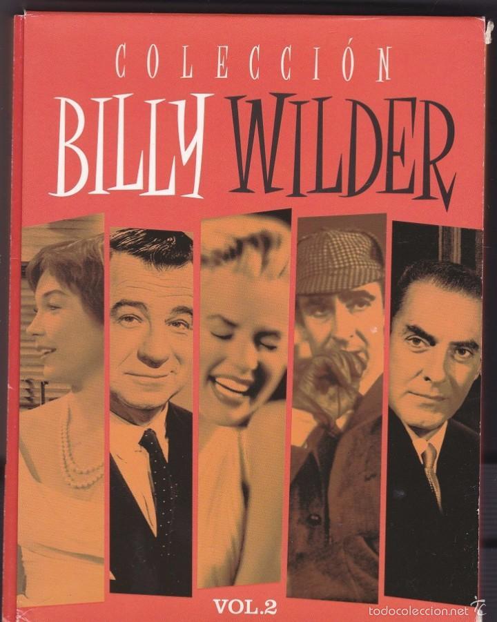 PACK BILLY WILDER (VOL. 2) - 5 DVDS (Cine - Películas - DVD)
