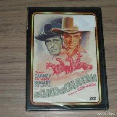 Cine: EL CHICO DE OKLAHOMA DVD JAMES CAGNEY HUMPHREY BOGART NUEVA PRECINTADA. Lote 218918720