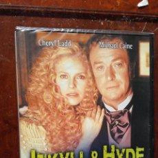 Cine: DVD JEKYLL & HYDE (1990) - MICHAEL CAINE - CHERYL LADD - DAVID WICKES. Lote 57069405