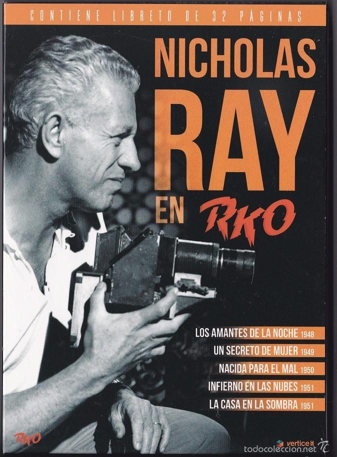 NICHOLA RAY EN RKO - PACK CON 5 DVDS (Cine - Películas - DVD)