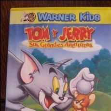 Cine: DVD TOM Y JERRI. Lote 57118718