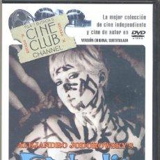 Cine: FANDO Y LYS (ALEJANDRO JODOROWSKY) LA PELICULA QUE CONVIRTIO A SU DIRECTOR EN ..MALDITO Y PERSEGUIDO. Lote 57147368