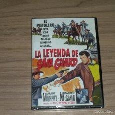 Cine: LA LEYENDA DE SAM GUARD DVD AUDIE MURPHY NUEVA PRECINTADA. Lote 98544399