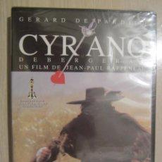 Cine: DVD CIRANO DE BERGERAC. Lote 153899260