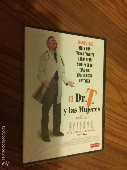 EL DR. T Y LAS MUJERES. ROBERT ALTMAN. RICHARD GERE. HELEN HUNT. DVD PRECINTADO. (Cine - Películas - DVD)