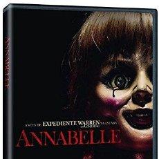 Cine: ANNABELLE DVD. Lote 57335954