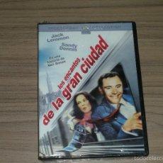 Cine: LOS ENCANTOS DE LA GRAN CIUDAD DVD JACK LEMMON NUEVA PRECINTADA. Lote 151720108