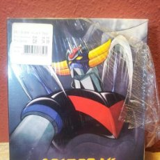 Cine: MAZINGER Z GOLDORAK GRENDIZER-DVD REMASTERIZADO BOX 4 - ÉPISODES 37 À 49...NUEVO PRECINTADO . Lote 57386383