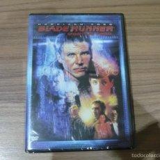 Cine: BLADE RUNNER MONTAJE FINAL DVD HARRISON FORD WARNER NUEVA PRECINTADA. Lote 98850988