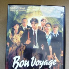 Cine: DVD BON VOYAGE. Lote 57506382