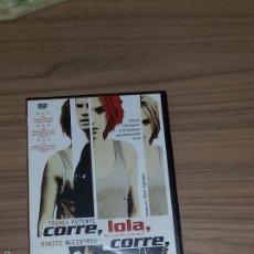 Cine: CORRE, LOLA, CORRE DVD NUEVA PRECINTADA. Lote 165310865