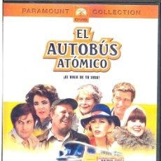Cine: EL AUTOBUS ATOMICO DVD: TODO PUEDE PASAR (Y PASA) EN ESTE INCREIBLE AUTOBÚS ATÓMICO.... Lote 270377383