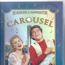 Cine: CAROUSEL. 1956. CON GORDON MACRAE Y SHIRLEY JONES. Lote 57560910