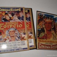 Cine: CINE DVD SINUHÉ EL EGIPCIO. Lote 57670030