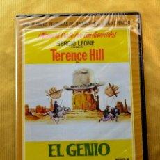 Cine: PELÍCULA DVD, GENIO, TERENCE HILL. Lote 57676995