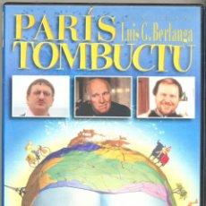 Cine: PARIS TOMBUCTÚ DVD (L.G. BERLANGA) UN PLANIFICADO VIAJE QUE SE ACABÓ... COMO EL ROSARIO DE LA AURORA. Lote 150213812