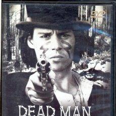 Cine: DEAD MAN DVD (JIM JARMUSH +JOHNNY DEEP) QUERÍA SER UN BUEN CHICO...PERO LE OBLIGARON A SER VIOLENTO. Lote 57678566