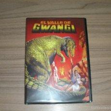 Cine: EL VALLE DE GWANGI DVD NUEVA PRECINTADA. Lote 113039563