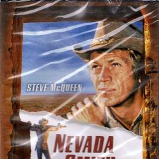 Cine: DVD NEVADA SMITH STEVE MCQUEEN (PRECINTADO). Lote 57728384