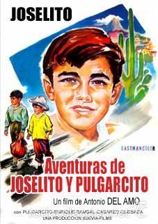 AVENTURAS DE JOSELITO Y PULGARCITO - JOSELITO, CESAREO QUESADA DVD NUEVO (Cine - Películas - DVD)
