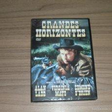 Cine: GRANDES HORIZONTES DVD ALAN LADD VIRGINIA MAYO NUEVA PRECINTADA. Lote 105899136