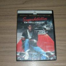 Cine: SUPERDETECTIVE EN HOLLYWOOD DVD SUPER DETECTIVE EDDIE MURPHY NUEVA PRECINTADA. Lote 213607381