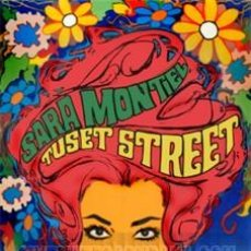 Cine: SARA MONTIEL - TUSET STREET DVD NUEVO. Lote 57776081