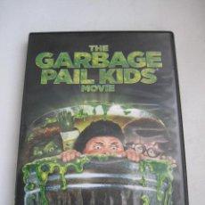 Cine: LA PANDILLA BASURA (GARBAGE PAIL KIDS MOVIE) • DVD NTSC (USA). Lote 57779426