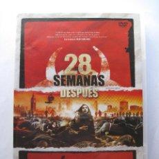 Cine: 28 SEMANAS DESPUES • DVD (COMO NUEVO). Lote 57779654